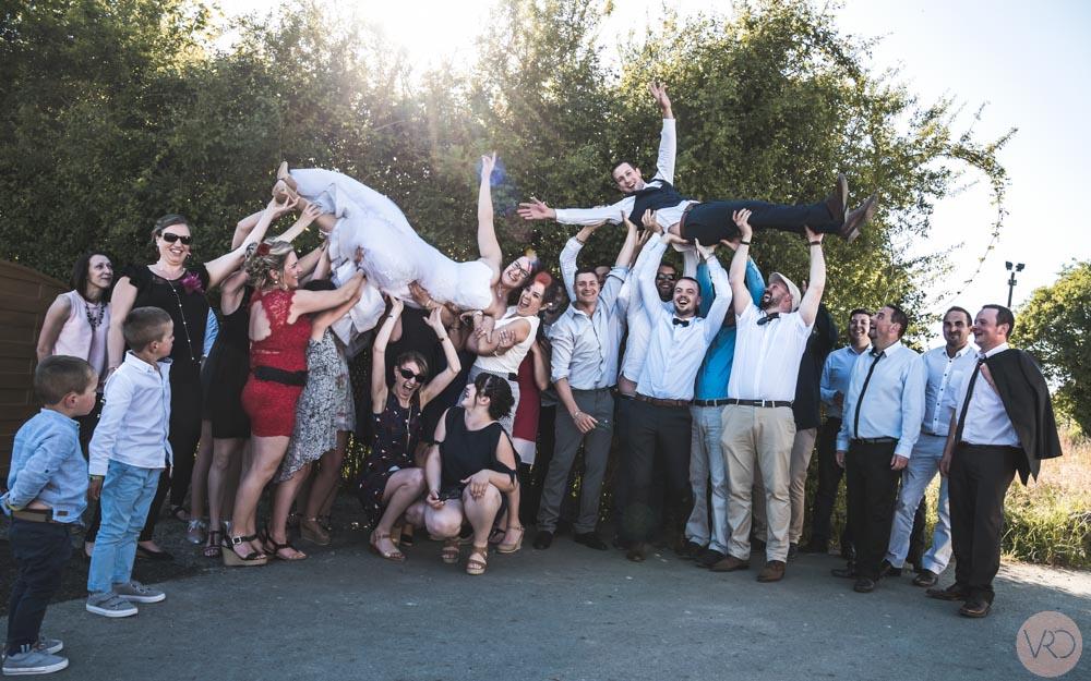VRO Photo - Véronique Rochelle est photographe des événements comme le mariage dans le secteur de Nantes - Rennes et sur toute la France