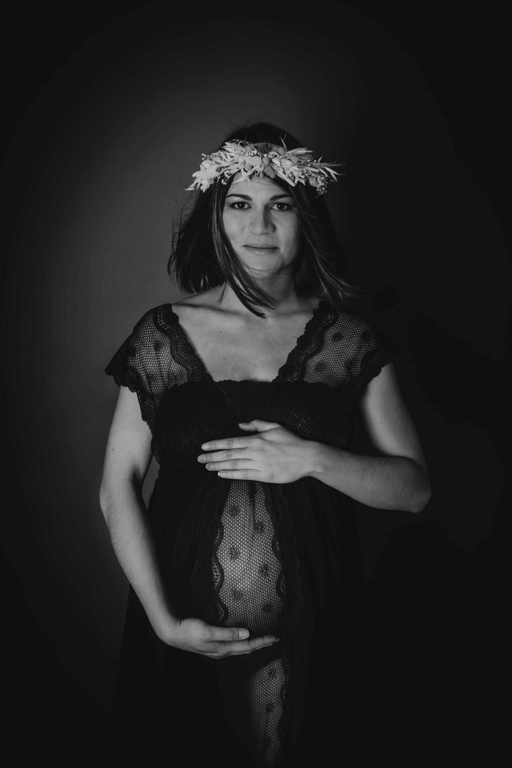 VRO Photo - Véronique Rochelle est une photographe de grossesse dans le secteur de Nantes - Rennes et sur toute la France